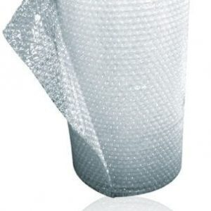 Rollo de poliburbuja jumbo ideal para el empacado y protección de materiales frágiles