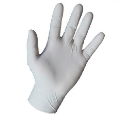 guantes con nitrilo