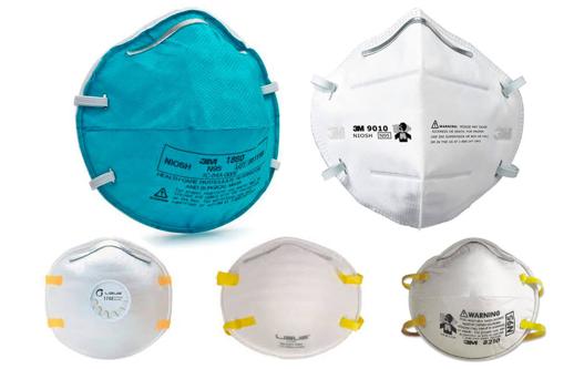 Protección respiratoria EPP
